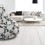 бескаркасная мебель декор фото