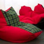 бескаркасная мебель фото декора