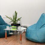 бескаркасная мебель идеи интерьера