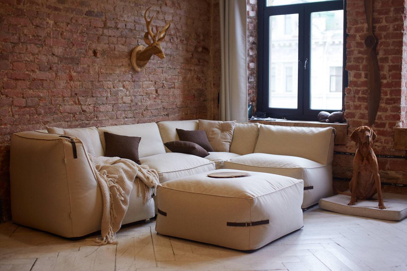 бескаркасная мебель фото дизайна