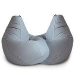 два серых кресла груши