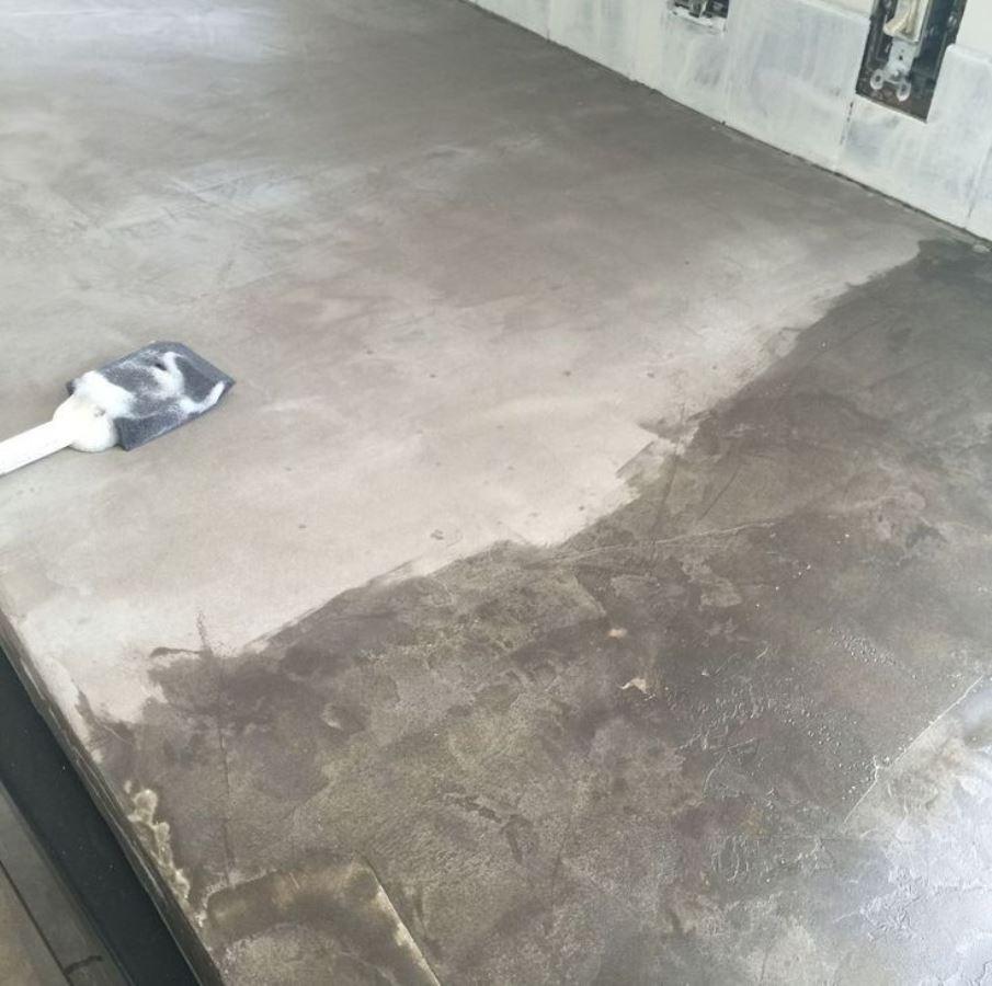 бетонная столешница как сделать