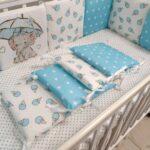 бортики для кровати со слоном