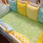 бортики с отдельными подушками
