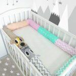 валики для детской кровати