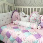 бортики для кровати с валиком