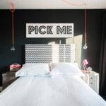 освещение в спальне фото оформление