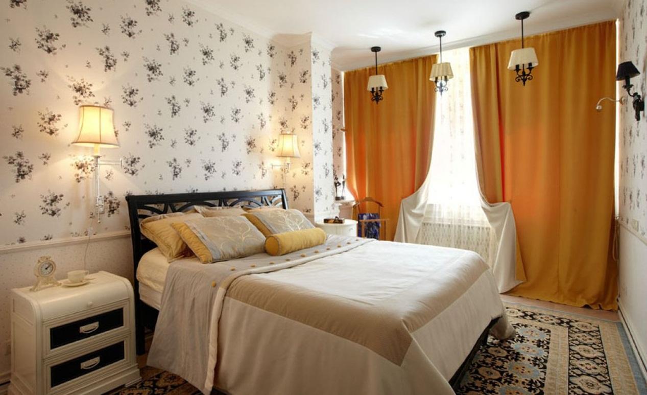 освещение в спальне дизайн идеи