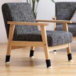 чехлы на ножки стульев идеи декора