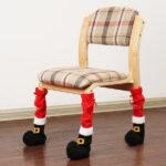 чехлы на ножки стульев дизайн идеи