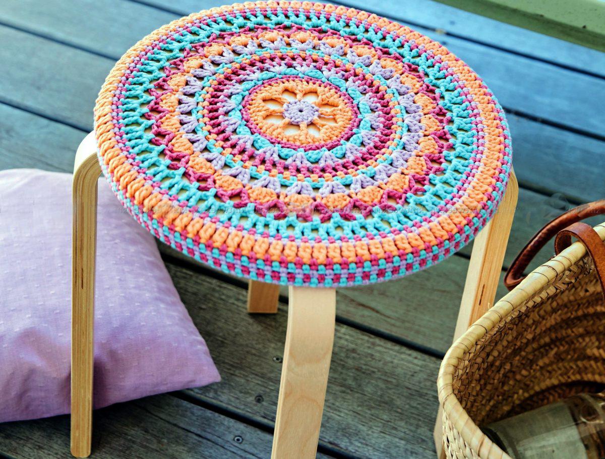 тут коврик на стул крючком картинки свежие