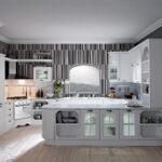 дизайн кухни белый