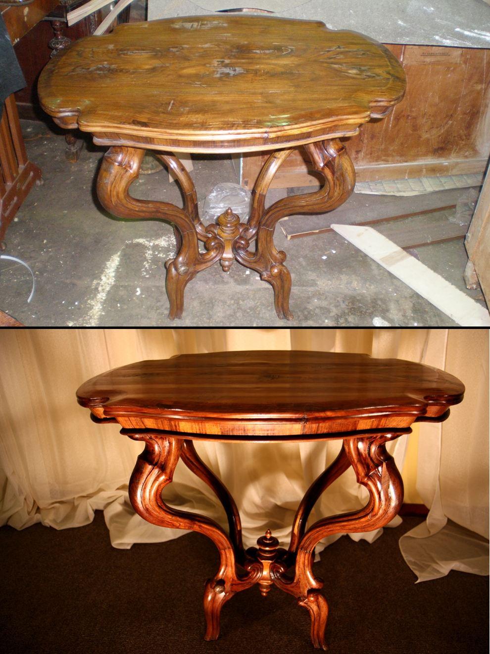 старой мебели