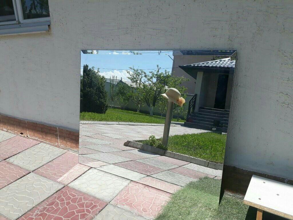зеркало случайно