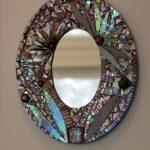 декор зеркала своими руками фото оформление