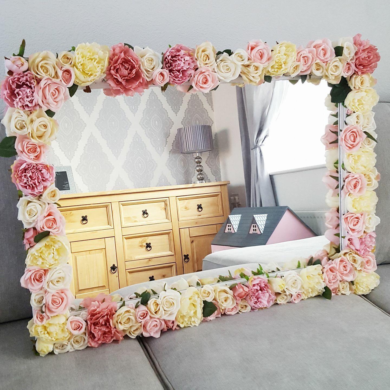 поставить рояль, как красиво украсить зеркало своими руками фото чистоплотные домохозяйки смотрят