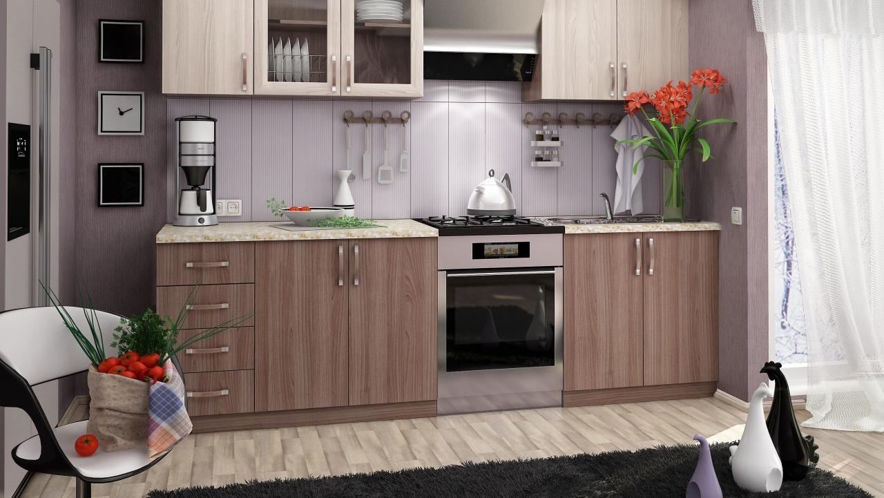 Покраска кухонной мебели
