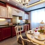 кухня красивая