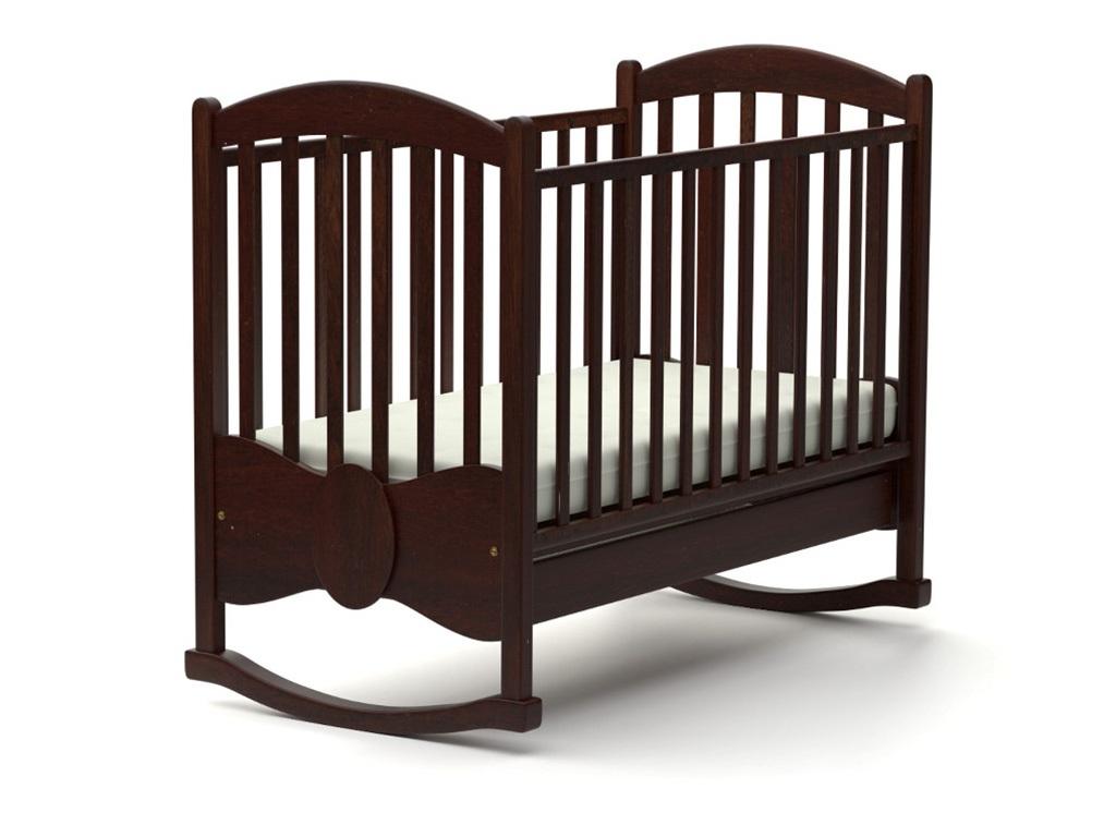 кровать с качалкой