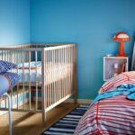 детская кровать манеж деревянный
