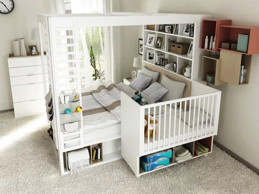 кровать с ящиками для хранения
