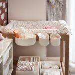 детская кровать пеленальный столик