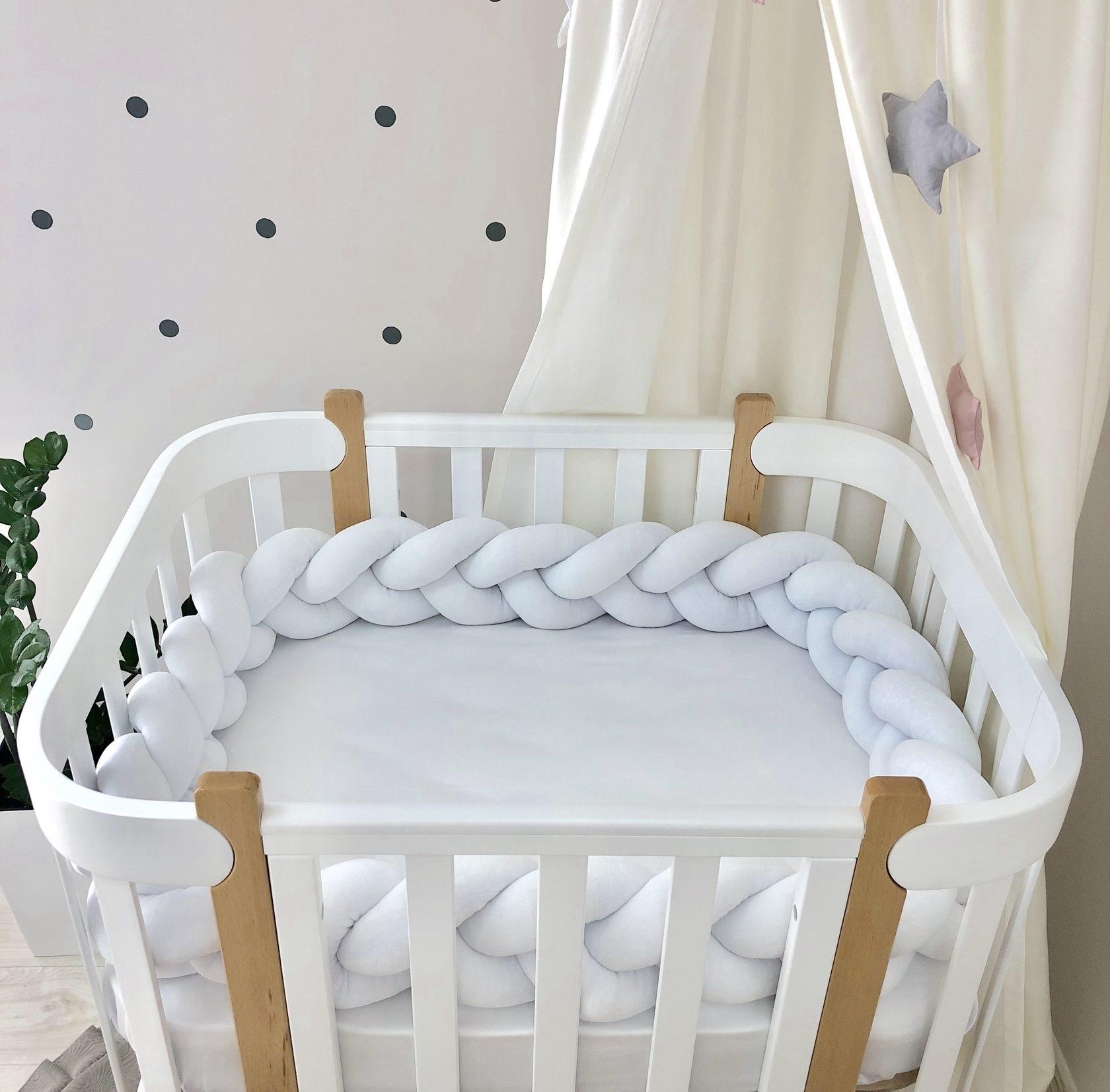 комфортная кровать для малыша