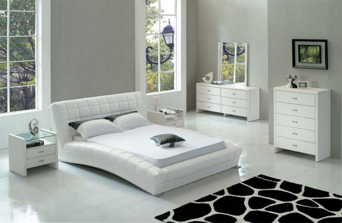 фото спален с белой мебелью локализация любой участок