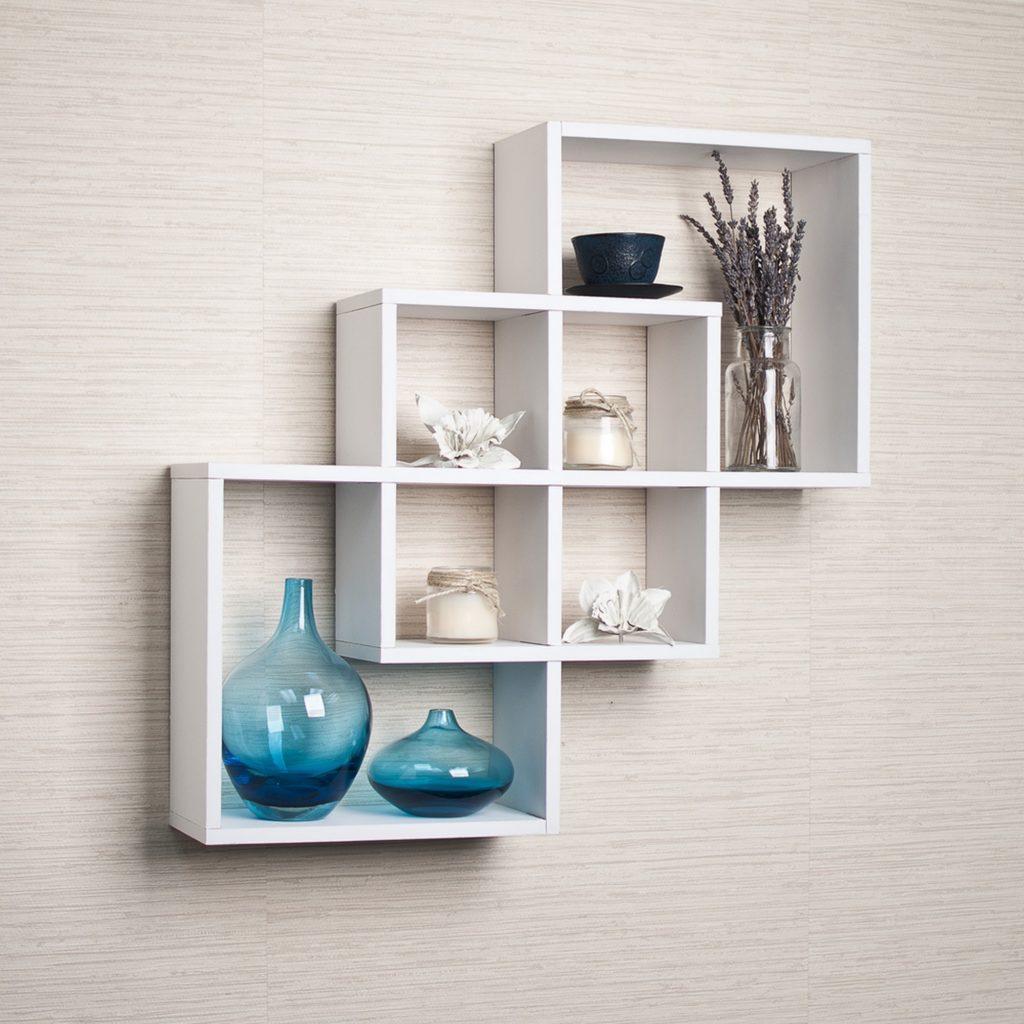 Дизайн полочек на стену фото