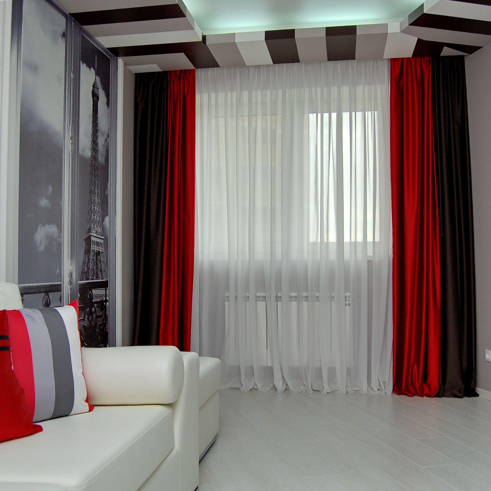 Фото шторы для квартир
