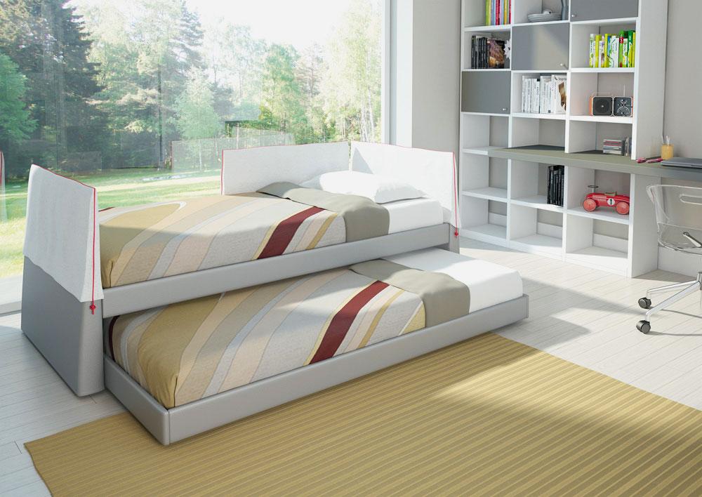 виды выдвижных кроватей