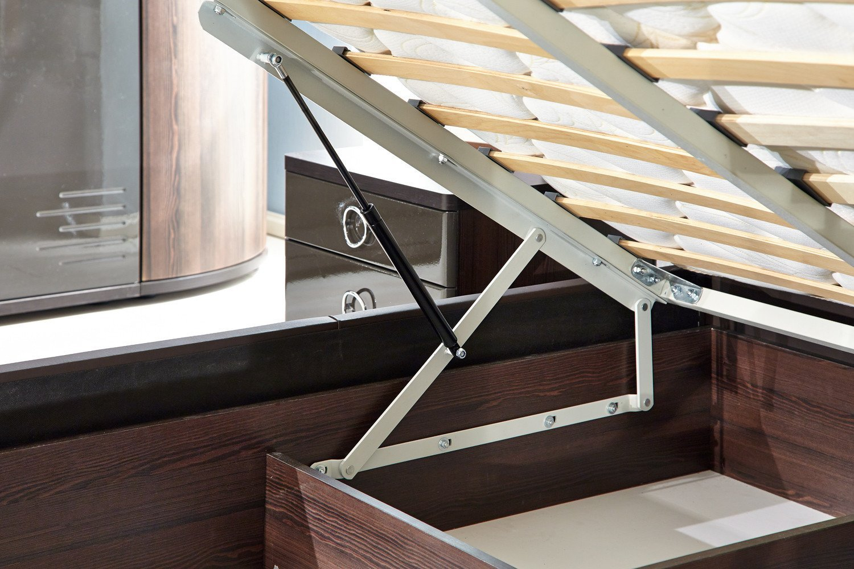 газовый подъемный механизм для кровати