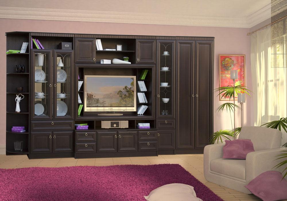готовые мебельные стенки