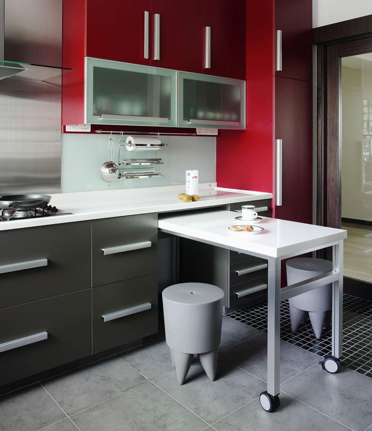 нас примеры кухонь фото помощью