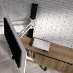 как спрятать провода от телевизора идеи оформление