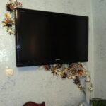 как спрятать провода от телевизора виды фото