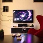как спрятать провода от телевизора виды идеи