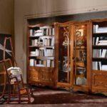 книжный шкаф большой