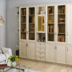 книжный шкаф выполнить