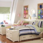 комната для мальчиков кровать