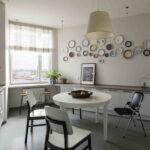 короткие шторы на кухне идеи оформления