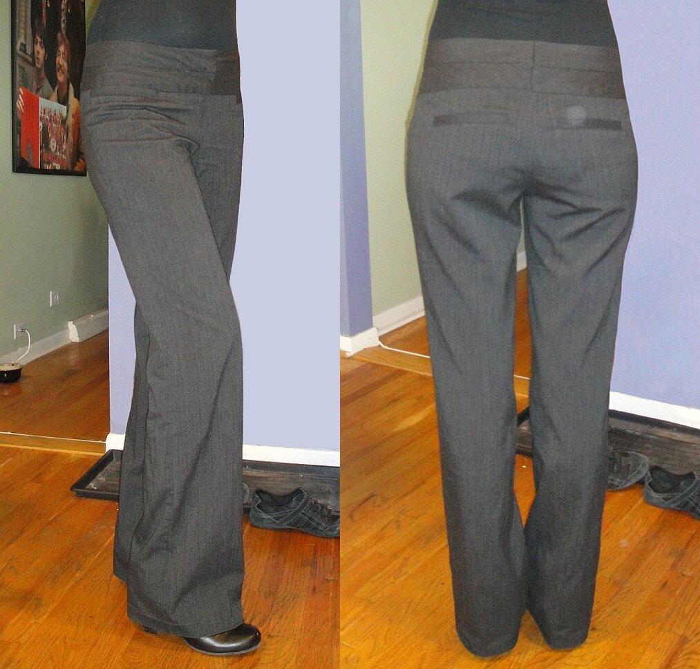 коррекция брюк