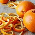 кожура апельсина