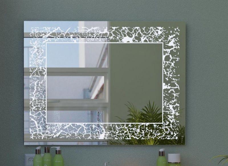кракелюр на зеркале