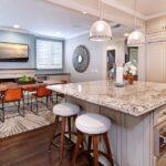 красивые кухонные столы виды оформления