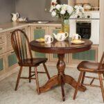 красивые кухонные столы фото дизайна