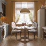 красивые кухонные столы дизайн идеи