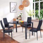 красивые кухонные столы декор фото