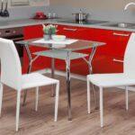 красивые кухонные столы фото декор