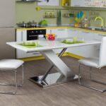 красивые кухонные столы фото декора